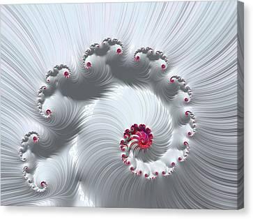 Valentine Canvas Print by Darren Hayes