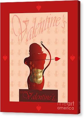 Extraordinary Valentine's   M30 Canvas Print