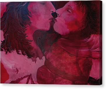 Valentines Canvas Print by Penfield Hondros