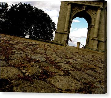 Valley Forge Canvas Print by Bradley Smith