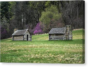Vally Forge Park Canvas Print by John Greim