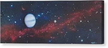 Vandor Canvas Print