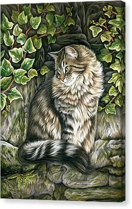Vantage Point Canvas Print by Irina Garmashova-Cawton