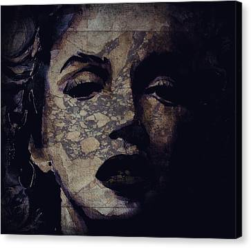 Movie Stars Canvas Print - Veil Of Secrecy by Paul Lovering