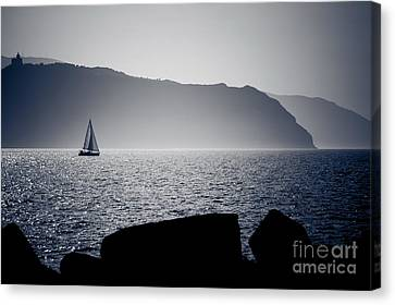 Vela Canvas Print by Bruno Spagnolo