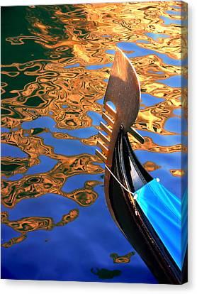 Venice-10 Canvas Print by Valeriy Mavlo