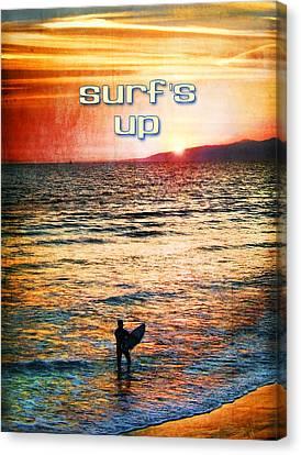 Venice Beach Boogie Canvas Print