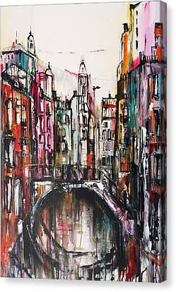 Venice Dream Canvas Print by Irina Rumyantseva