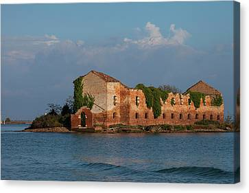 Canvas Print - Venice Lagoon by Art Ferrier