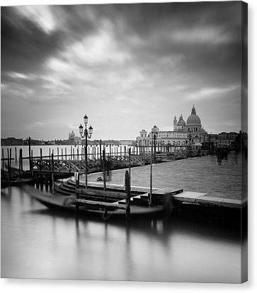 Venice Canvas Print by Nina Papiorek