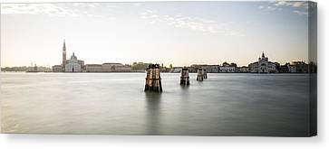 Venice Sunrise 00365 Canvas Print