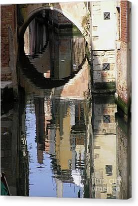 Venice01 Canvas Print