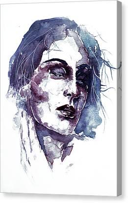 Venus Doom Canvas Print by Alexandra-Emily Kokova