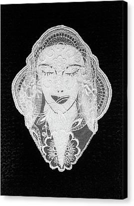 Venus Canvas Print by Marie Halter