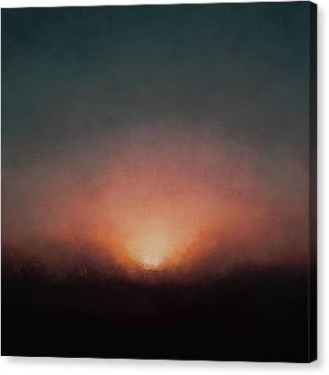 Venus Rising Canvas Print by Lonnie Christopher