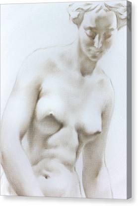 Venus1c Canvas Print by Valeriy Mavlo