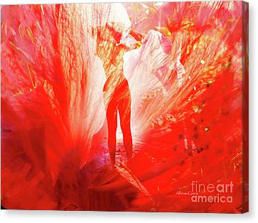 Canvas Print featuring the photograph Verano by Alfonso Garcia