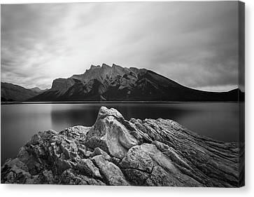 Vermilion Lake Canvas Print