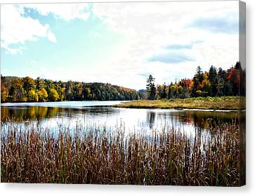 Vermont Scenery Canvas Print