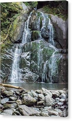 Vermont Waterfall Canvas Print
