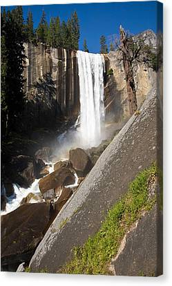 Vernal Falls Canvas Print by James Marvin Phelps