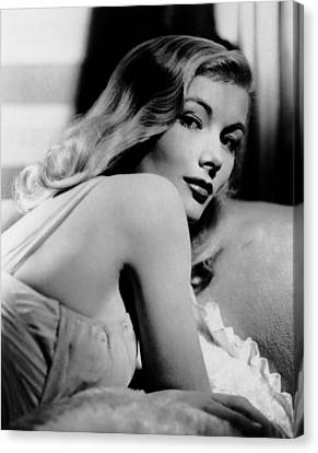 Veronica Lake, Ca. Early 1940s Canvas Print by Everett