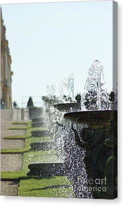 Versailles Fountains Canvas Print