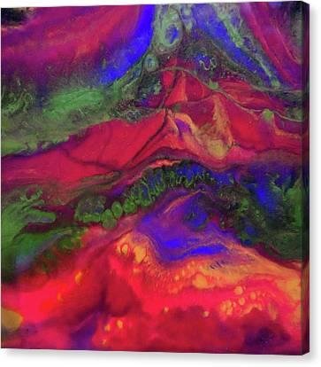 Vertical Horizon Canvas Print