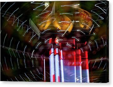 Vertigo Canvas Print by Barbara  White