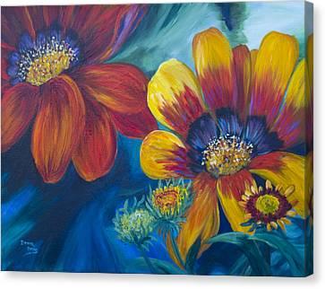 Vibrant Canvas Print