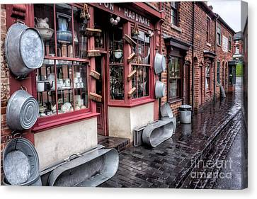 Victorian Stores Canvas Print by Adrian Evans