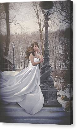 Canvas Print - Victorian Twilight by Marcin and Dawid Witukiewicz