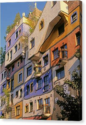 Vienna, Austria Canvas Print