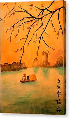 Vietnam Canvas Print