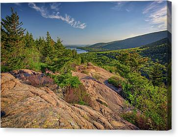 View From South Bubble Canvas Print by Rick Berk