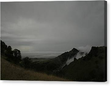 View From Sutter Buttes Canvas Print