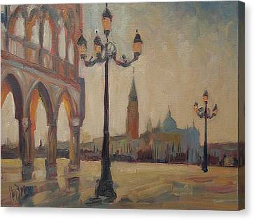 Canvas Print - View From The Doge Palace by Nop Briex