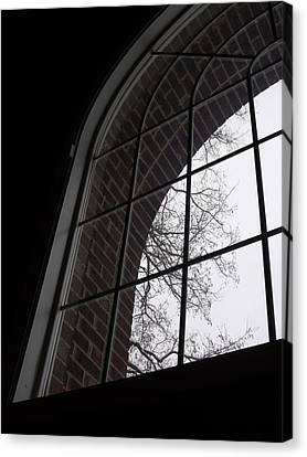 View From The Window Canvas Print by Anna Villarreal Garbis