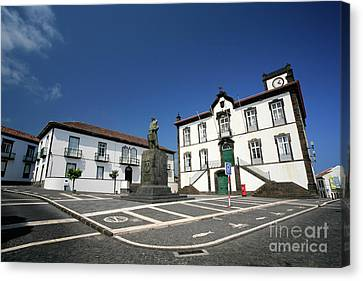 Vila Franca Do Campo - Azores Canvas Print by Gaspar Avila