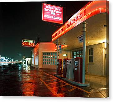 Vinsetta Garage Canvas Print