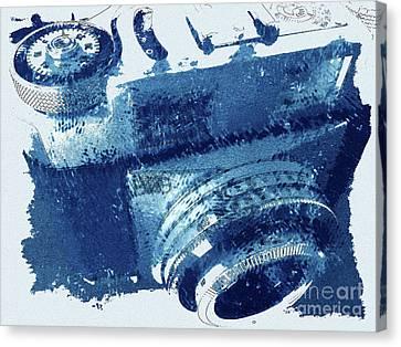 Vintage Camera IIi Canvas Print