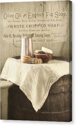 Vintage Clean Canvas Print