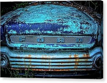 Vintage Ford Pick Up Canvas Print