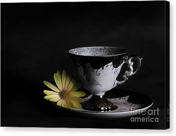 Ceramic Canvas Print - Vintage by John Edwards