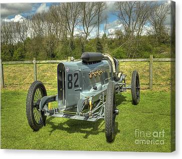 Vintage Racing Car - The 1918 Mitchell Canvas Print