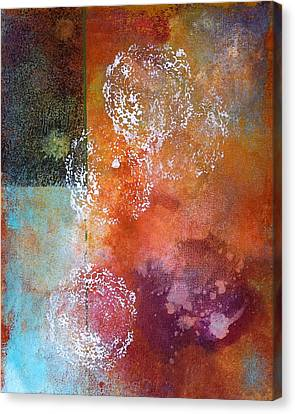 Vintage Canvas Print by Theresa Marie Johnson