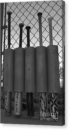 Vip Parking Only Canvas Print