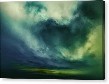 Viridian Canvas Print by Lonnie Christopher