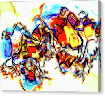 Virtuosity Canvas Print