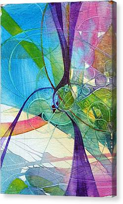 Visions In Motion Canvas Print